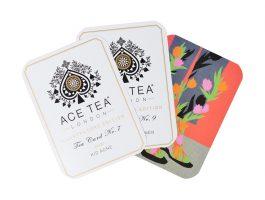 Ace Tea's gorgeous & collectable Tea Cards