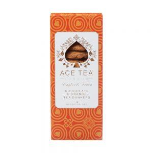 Chocolate & Orange Tea Dunkers