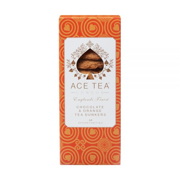 Chocolate & Orange Tea Dunkers
