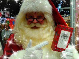 The 'King' of Christmas Teas