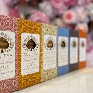 Tea Dunkers